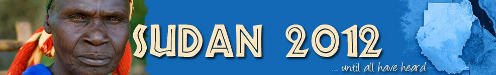 Sudan Outreach 2012