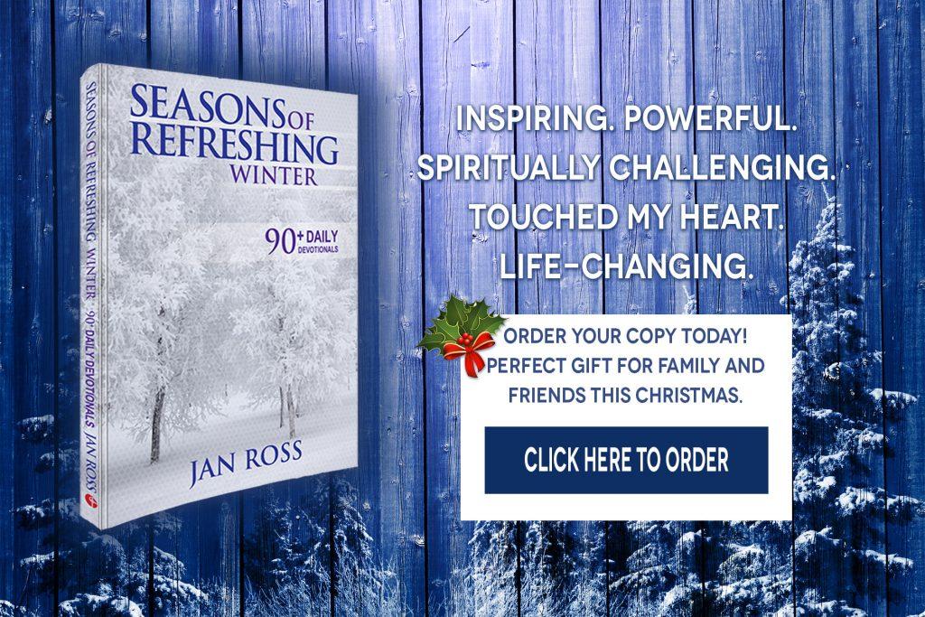 Seasons of Refreshing Order Page