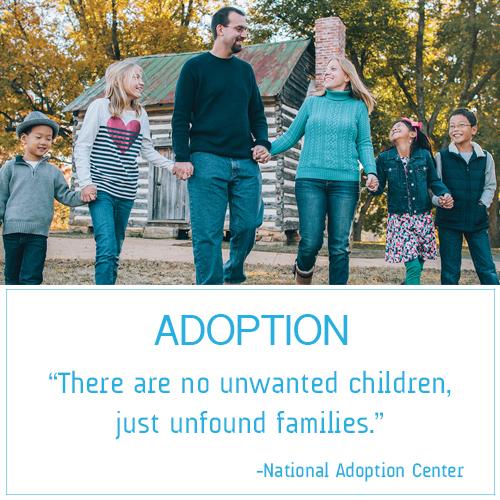 Pro-Life, Pro-Adopt, Pro-Love