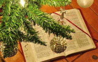 Gospel in Christmas, Hark the Herald Angels Sing, Christmas Devotional by Jan Ross Ministries
