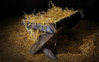 Away In a Manger, Devotional by Jan Ross Ministries
