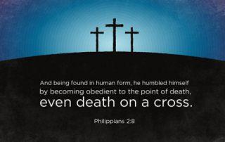 obedience death cross