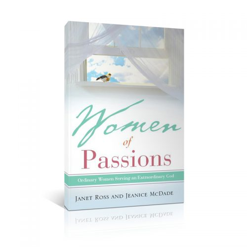 Women of Passions Book