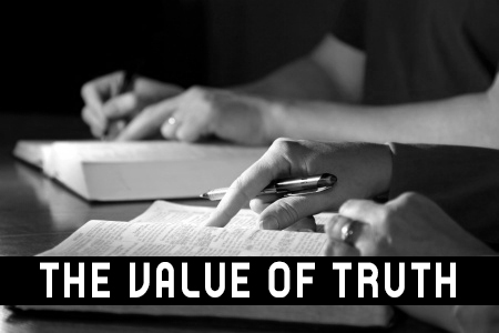 Click here to Learn the Value of Truth for the American Church