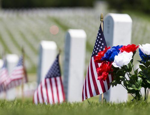 Memoirs, Memories and Memorial Day