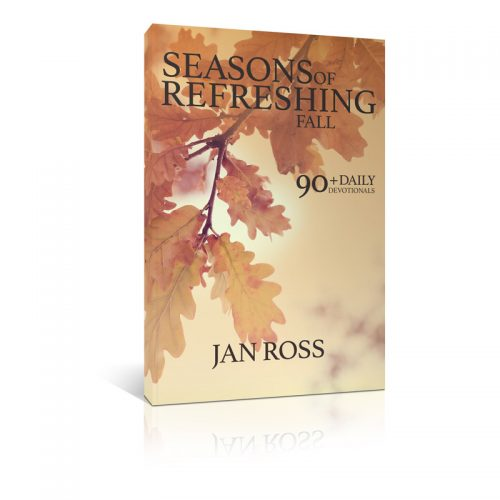 Seasons of Refreshing Fall