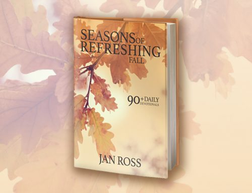 Seasons of Refreshing Fall Devotional Completes Series