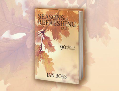 Seasons of Refreshing Fall Devotional Completes Series