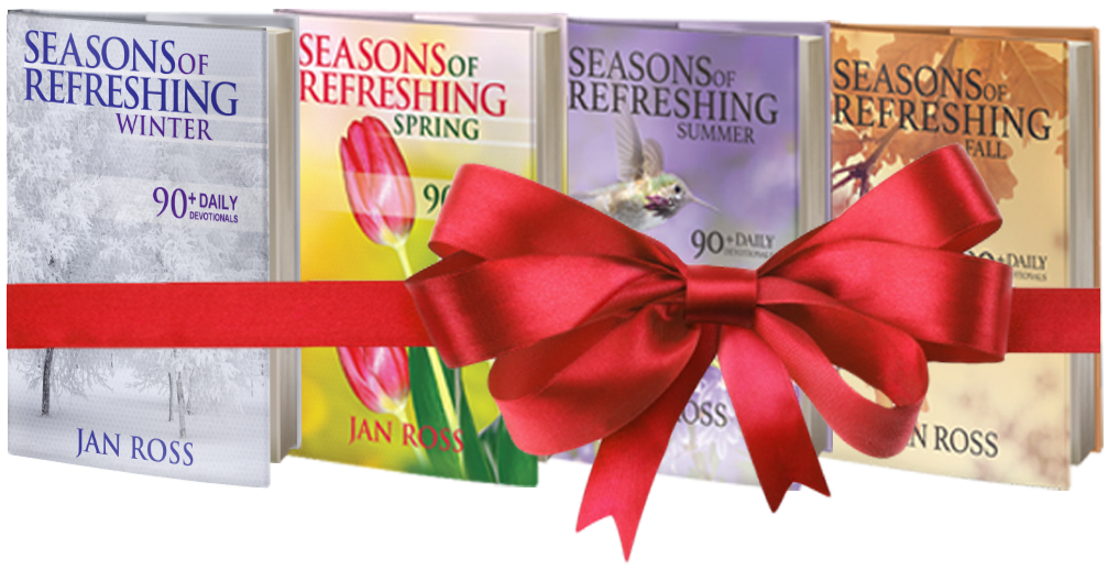 Seasons of Refreshing Christmas Bundle